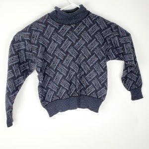 Ungaro Uomo Paris Women's Black gray 100% wool